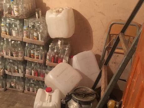 НаХарьковщине задержали еще одного реализатора контрафакта— смертоносный спирт