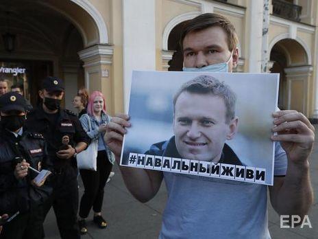 Главврач омской больницы заявил, что Навальный нетранспортабелен ...