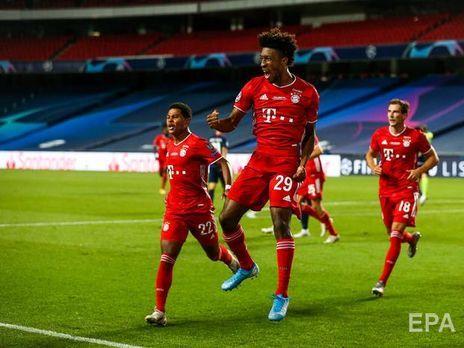Матч проходил в Лиссабоне