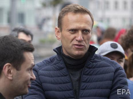 """24 августа клиника """"Шарите"""" в Берлине подтвердила, что Навального отравили"""