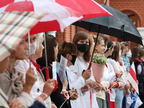 Количество задержанных наакции оппозиции вМинске возросло до  140