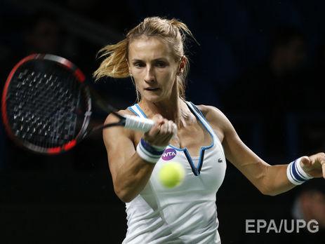 Украинская теннисистка вышла вфинал престижного турнира
