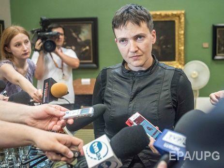 Савченко вСША: Порошенко среформами «недорабатывает»