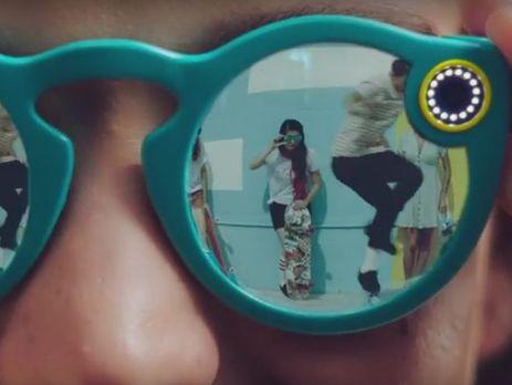 Snapchat превратилась вSnap Inc. ивыпустила очки совстроенными камерами Spectacles