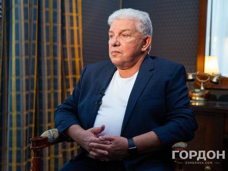 Филимонов: Я воспринял российскую агрессию как удар обухом по голове