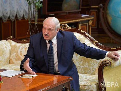 """Лукашенко: У Запада новая фишка появилась. Опять """"Новичок"""", опять отравление"""