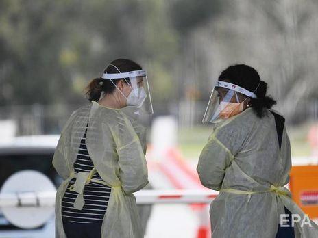 Жертвами коронавируса в мире стали почти 880 тыс. человек