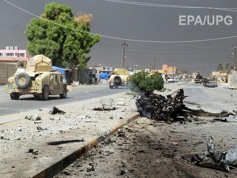 Неменее 7 человек погибли при взрыве вБагдаде