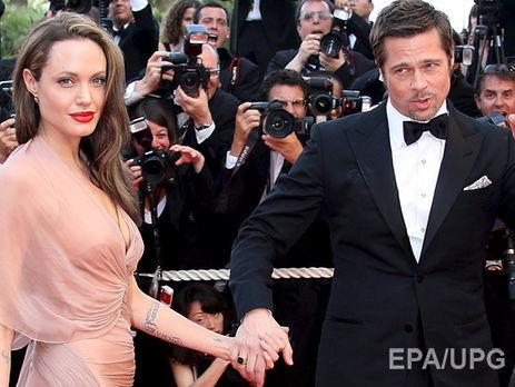 Предпосылкой развода сПиттом стали амбиции Джоли вроли посла ООН