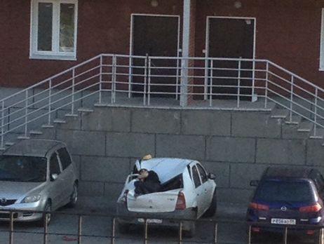 ВНовосибирске ребенок упал с23 этажа иостался живой