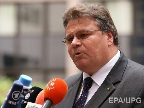 РФнеможет быть миротворцем вСирии— руководитель МИД Литвы