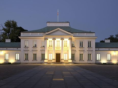 ВВаршаве задержали жителя России, запускавшего дрона над правительственными зданиями