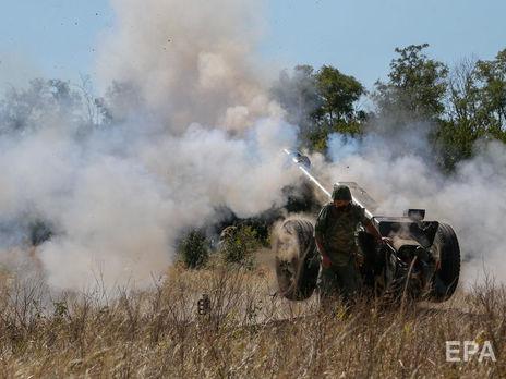 У Києві обстріли позицій ЗСУ розцінюють як провокацію
