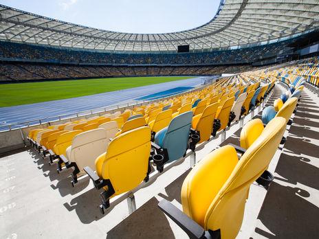 МОЗ рекомендує організовувати продаж квитків на матчі так, щоб у секторах було заповнено не більше ніж 25% місць