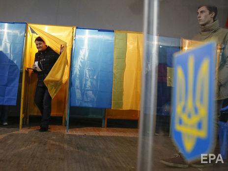 Місцеві вибори в Україні заплановано на 25 жовтня