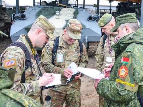 Військові Білорусі готові відповісти силою на загрози