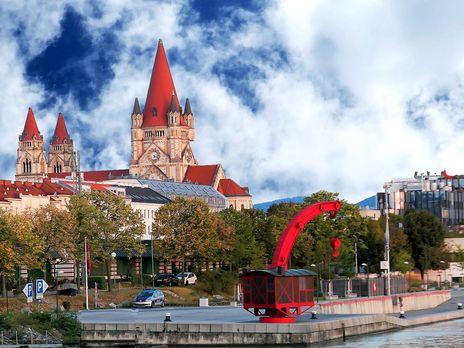 Одна из площадей австрийской Вены может получить имя в честь Украины