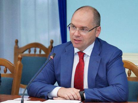 Главою МОЗ Степанова призначили в березні