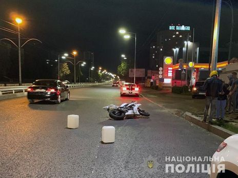 ДТП сталося на проспекті Любомира Гузара