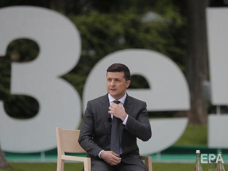 Зеленському українці довіряють більше за всіх інших політиків, вказаних в опитуванні