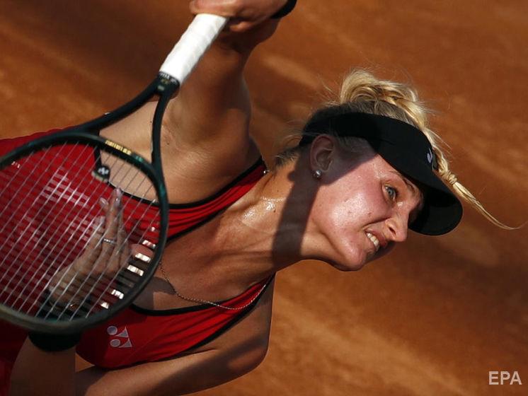 Українка Ястремська вийшла до третього кола турніру WTA у Римі