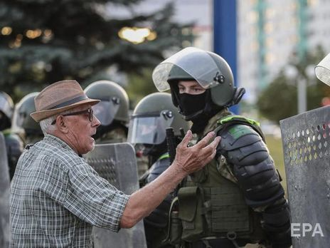 В Беларуси с 9 августа продолжаются протесты на фоне президентских выборов