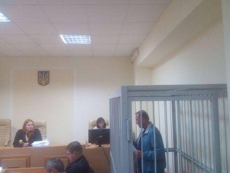 Суд принял решение поаресту Ефремова