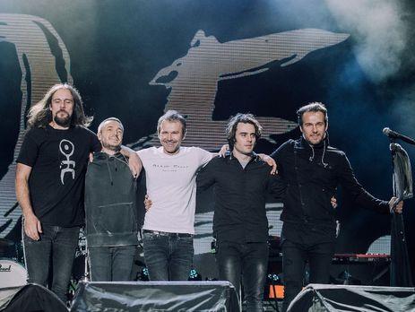 «Океан Эльзы» даст бесплатный концерт наДонбассе