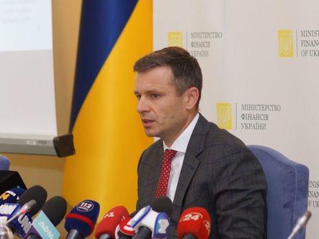 Марченко: Темпи розвитку видатків розвитку в півтора раза швидші, ніж видатків у цілому
