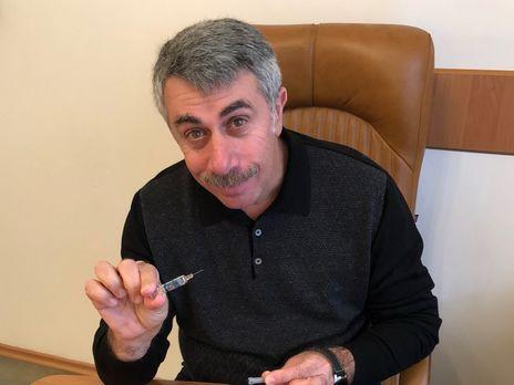 Комаровский: У всех коронавирусов сезонность есть, поэтому ожидалось, что и у этого будет аналогично