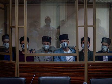 """Кримських татар засудили в Росії до тривалого ув'язнення у справі """"Хізб ут-Тахрір"""""""