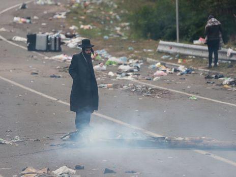Паломникам не удалось попасть в Умань через территорию Беларуси