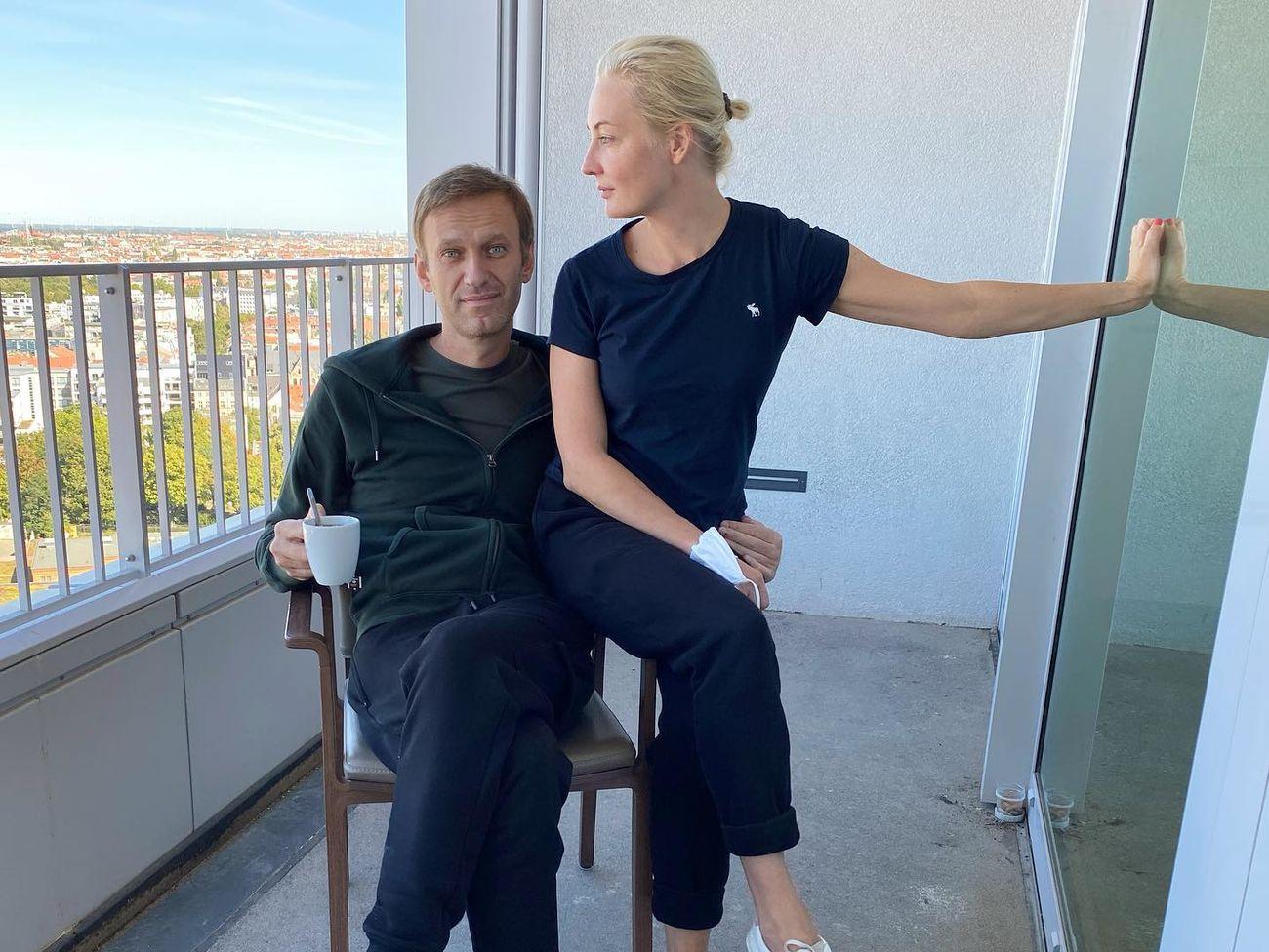 Вопрос к немецким врачам: что за молчание по поводу здоровья Навального?