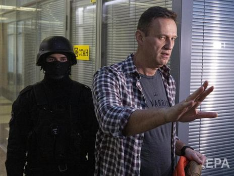 Навального отруїли 20 серпня під час відрядження до Сибіру