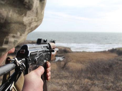 Война на Донбассе началась в 2014 году