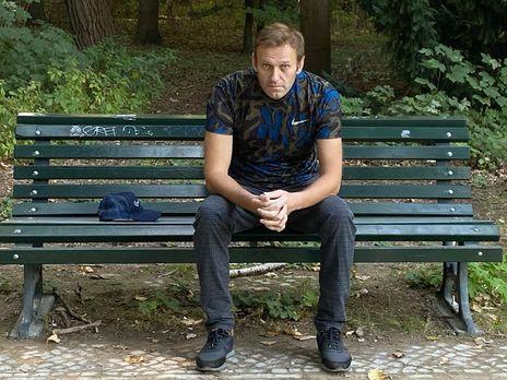 Навальный признался, что не может кинуть мяч левой рукой