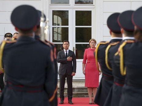 Зеленський: Повернення миру в Україну це головне моє завдання як президента України