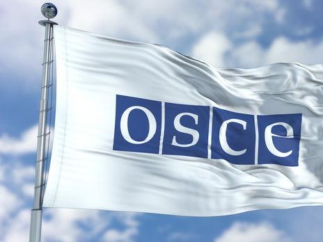 ОБСЕ: В четырёх местах вблизи участка разведения команды мониторинговой миссии отметили спокойную ситуацию