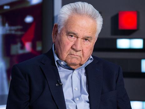 Фокин известен своими неоднозначными заявлениями по поводу российско-украинской войны