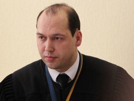 Скандального судью Вовка отстранили отдолжности на2 месяца