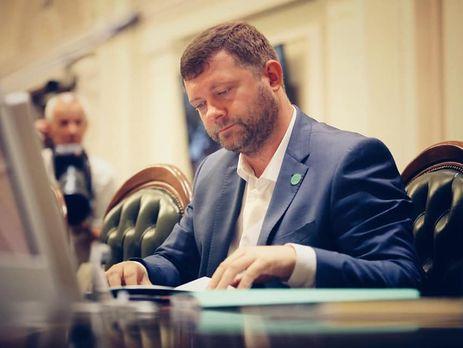 Корнієнко вважає, що хворіють найкомунікабельніші депутати