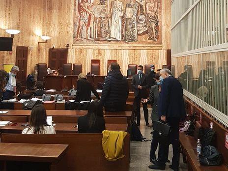 Апелляционный суд Милана рассматривает жалобу адвокатов Маркива