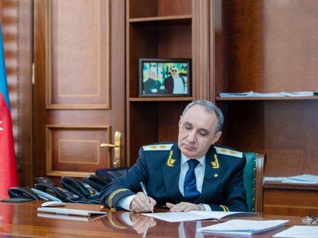 Алієв попросив вжити профілактичних заходів, щоб притягнути добровольців до відповідальності