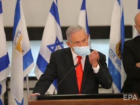 Нетаньяху заявил, что зафиксировано снижение числа новых случаев COVID-19