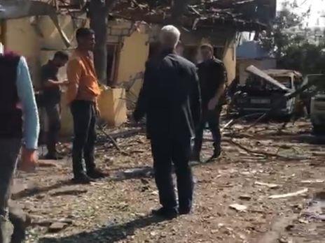 Еще один азербайджанский город обстреляли