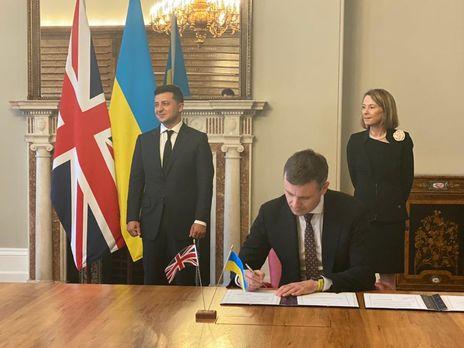 У Лондоні з візитом перебуває українська делегація