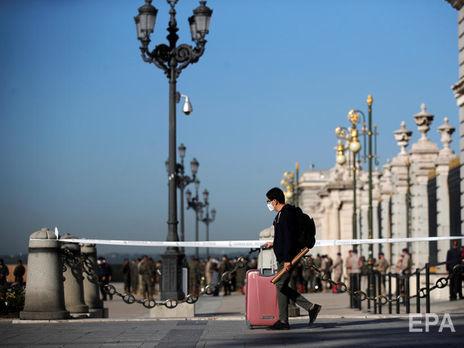 У Мадриді оголосили карантин на 15 днів