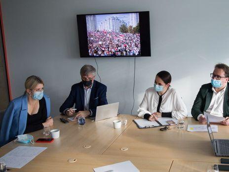 Представники опозиції погодили формат спільної роботи і сформулювали вимоги