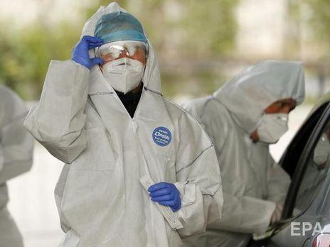 Во Франции за сутки впервые коронавирус подтвердили у более 30 тыс. человек