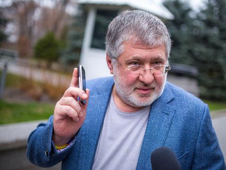 """Коломойський домагається скасування націоналізації """"ПриватБанку"""""""